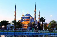 Уикенд в Истанбул-135 лв. БОНУС: Посещение на църквата с ключетата!